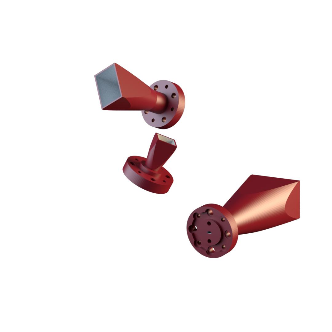 Standard Gain Horn - Anteral